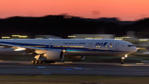 JA788A - ANA - All Nippon Airways Boeing 777-300ER aircraft