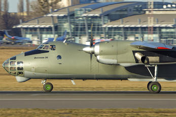 87 - Ukraine - Air Force Antonov An-30 (all models)