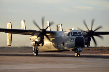 162150 - USA - Navy Grumman C-2 Greyhound