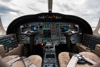 D-CYKP - Private Cessna 550 Citation II