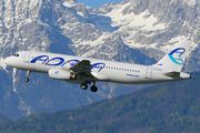 S5-AAS - Adria Airways Airbus A320 aircraft