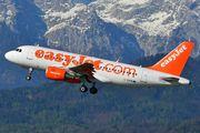 G-EZFP - easyJet Airbus A319 aircraft