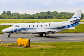 SP-KCS - Jet Service Cessna 560XL Citation XLS