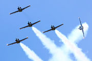 - - Breitling Jet Team Aero L-39 Albatros aircraft