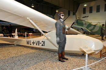 WL+VII-21 - Germany - Luftwaffe (WW2) Schneider Grunau Baby III