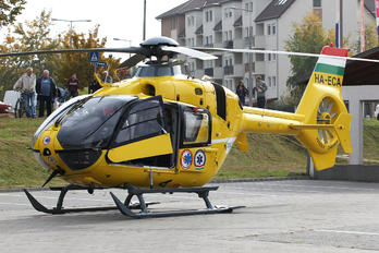 HA-ECA - Hungary - OMSZ Légimentõ (Air Ambulance Hungary) Eurocopter EC135 (all models)