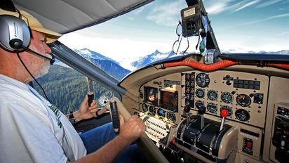 N338AK - Wings of Alaska de Havilland Canada DHC-3 Otter