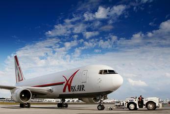 N749AX - ABX Air Boeing 767-200F