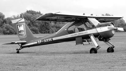 SP-AHW - Aeroklub Ziemi Mazowieckiej PZL 104 Wilga