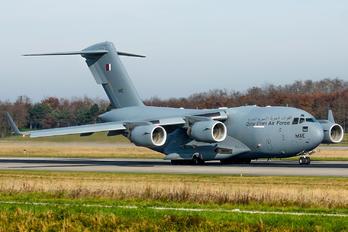 A7-MAE - Qatar Amiri - Air Force Boeing C-17A Globemaster III