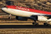 N948AC - Avianca Airbus A330-200 aircraft