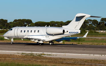 N300GP - Private Bombardier BD-100 Challenger 300 series