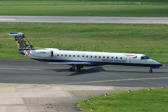G-EMBH - British Airways Embraer ERJ-145