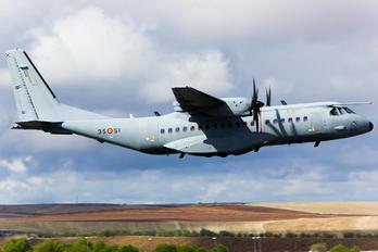 T.21-13 - Spain - Air Force Casa C-295M