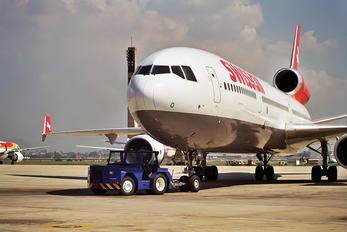 HB-IWO - Swissair McDonnell Douglas MD-11