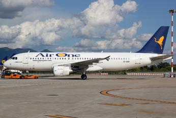 EI-DSR - Air One Airbus A320