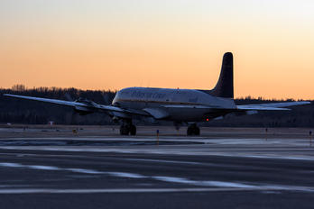 N351CE - Everts Air Cargo Douglas C-118A Liftmaster