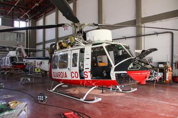 MM81382 - Italy - Vigili del Fuoco Agusta / Agusta-Bell AB 412