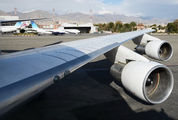 EP-IAC - Iran Air Boeing 747SP aircraft