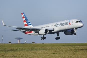 N187AN - American Airlines Boeing 757-200