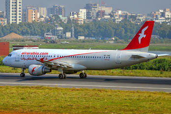 A6-ANE - Air Arabia Airbus A320