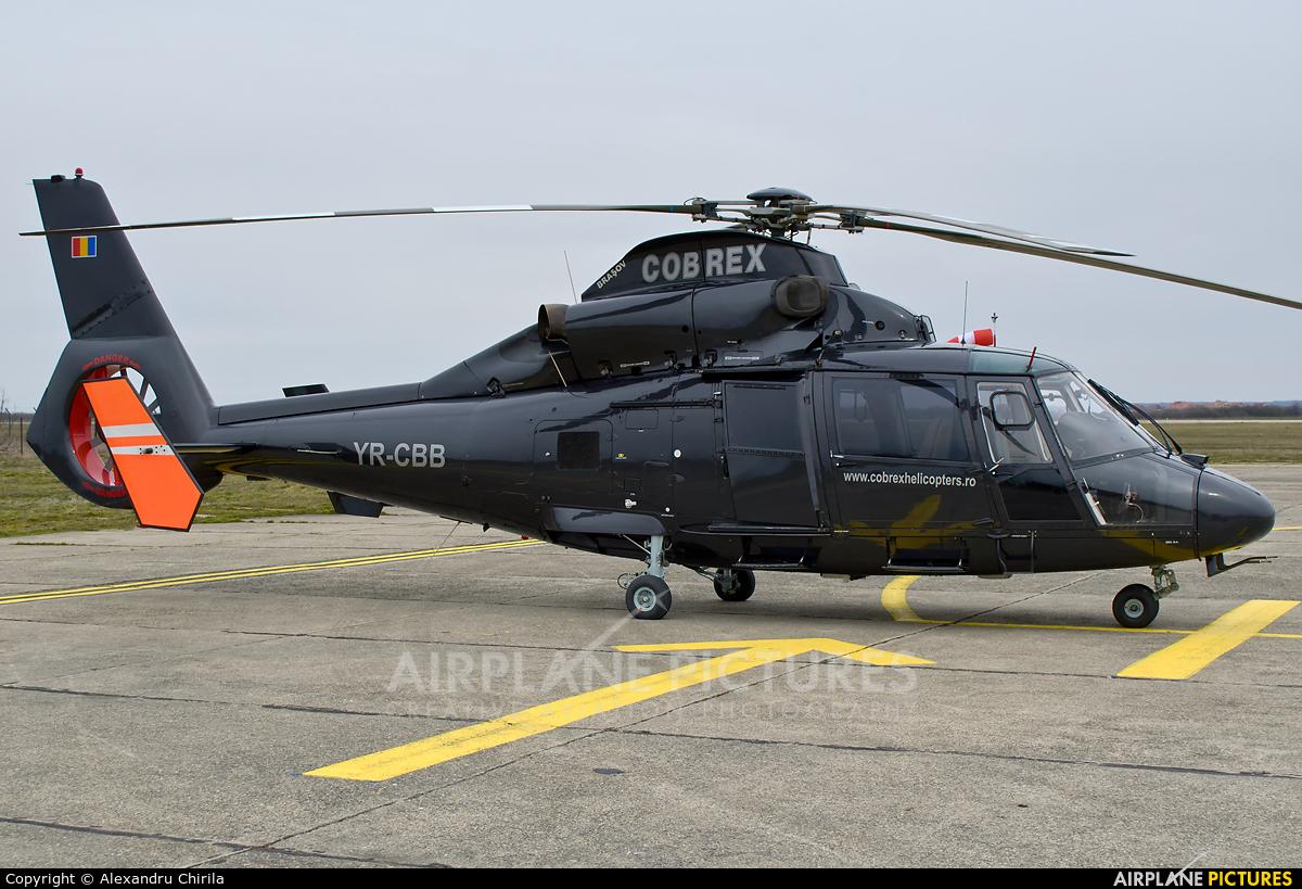 Cobrex Helicopters YR-CBB aircraft at Satu-Mare
