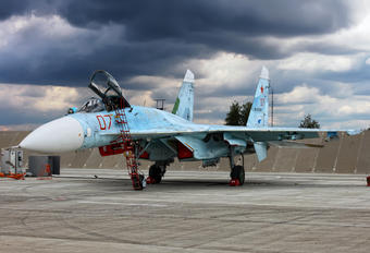 """07 - Russia - Air Force """"Falcons of Russia"""" Sukhoi Su-27SM3"""
