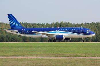 4K-AZ54 - Azerbaijan Airlines Airbus A320