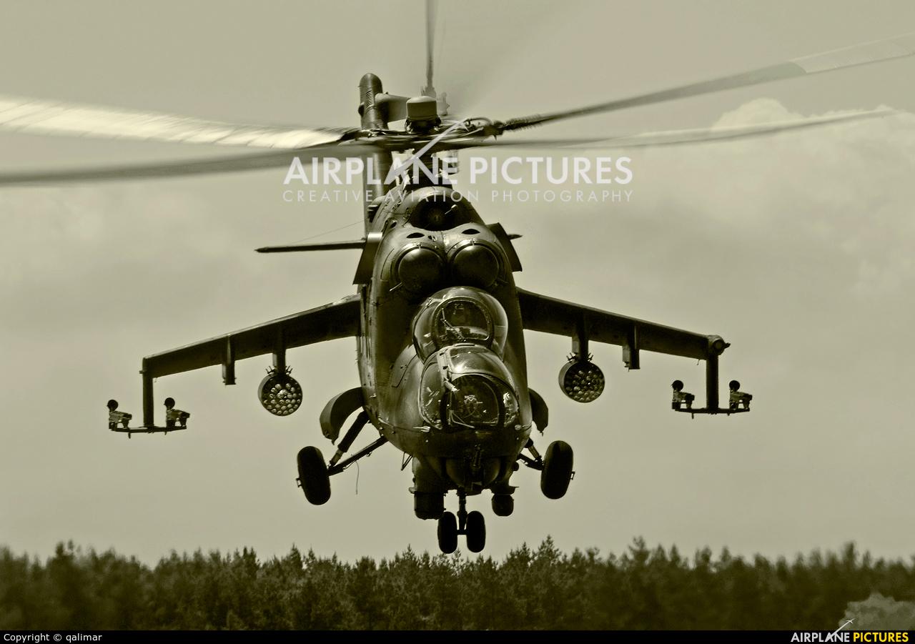 Poland - Army 175 aircraft at Darłowo