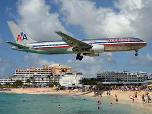 N363AA - American Airlines Boeing 767-300ER