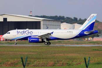VT-IDB - IndiGo Airbus A320