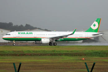 B-16212 - Eva Air Airbus A321
