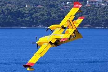 CL-415 - Croatia - Air Force Canadair CL-415 (all marks)