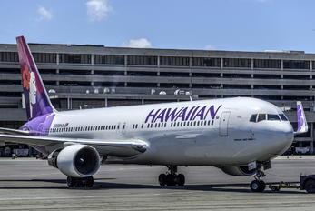 N589HA - Hawaiian Airlines Boeing 767-300ER