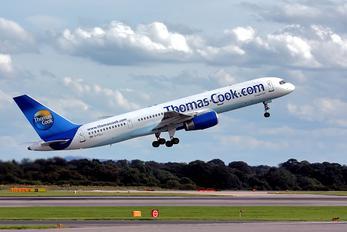 G-FCLJ - Thomas Cook Boeing 757-200