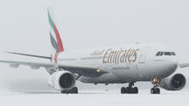 A6-EAJ - Emirates Airlines Airbus A330-200 aircraft