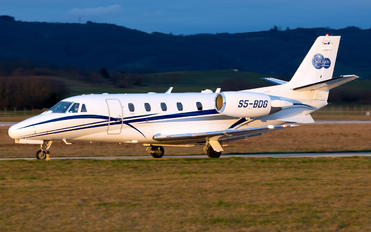 S5-BDG - Private Cessna 560XL Citation Excel