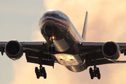 - - American Airlines Boeing 777-200ER aircraft