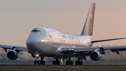 TC-ACJ - Saudi Arabian Cargo Boeing 747-400BCF, SF, BDSF