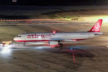 TC-ETM - Atlasjet Airbus A321