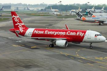 PK-AZD - AirAsia (Indonesia) Airbus A320