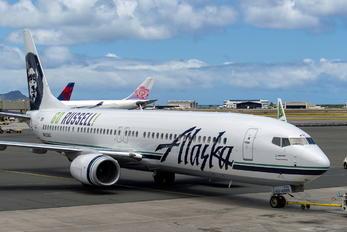 N453AS - Alaska Airlines Boeing 737-900ER