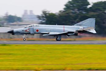 87-8413 - Japan - Air Self Defence Force Mitsubishi F-4EJ Kai
