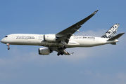 Airbus A350's first visit in Thailand title=