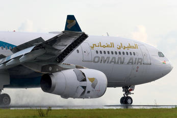 A4O-DC - Oman Air Airbus A330-200