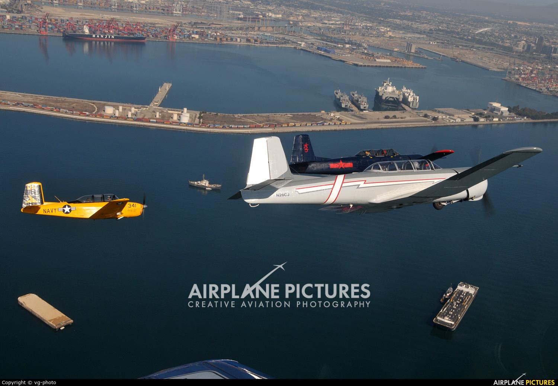 Private N26CJ aircraft at In Flight - California