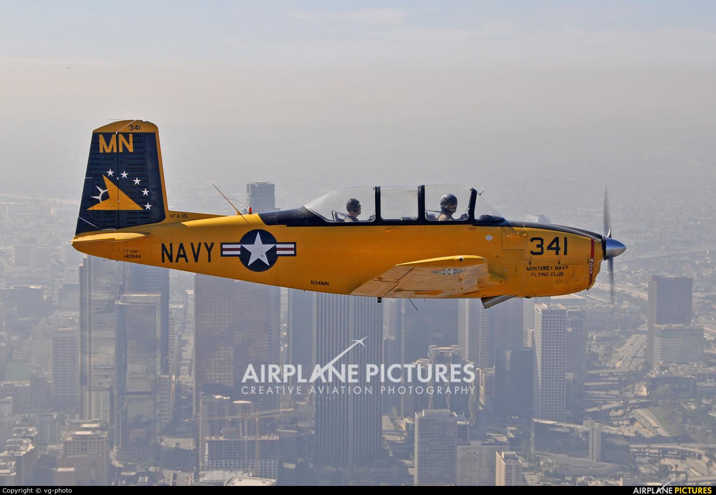 USA - Navy N341MN aircraft at In Flight - California