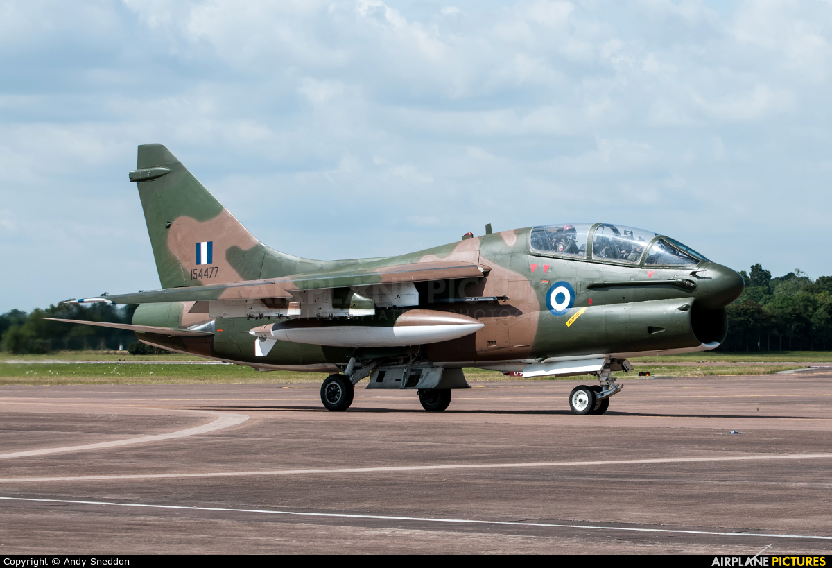 Greece - Hellenic Air Force 154477 aircraft at Fairford