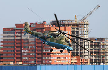 109 - Russia - Air Force Mil Mi-35