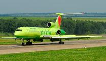 RA-85725 - Zapolyarye (Norilsk Aviation Enterprise) Tupolev Tu-154M aircraft